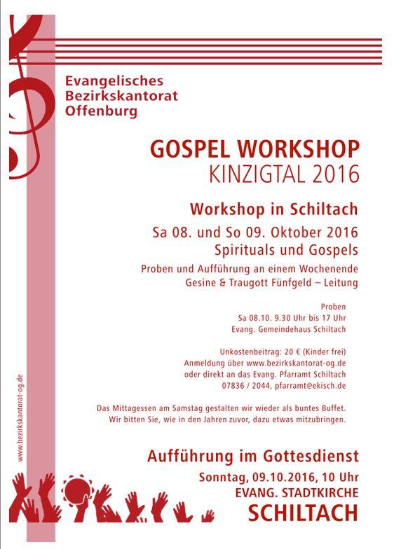 Gospelworkshop