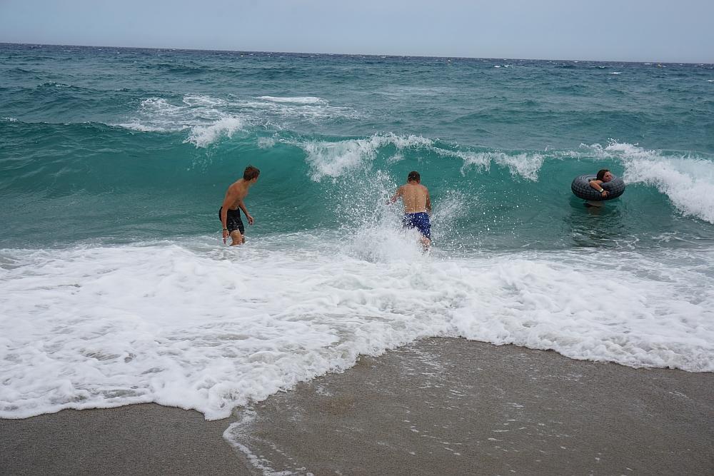 Freizeit Meer
