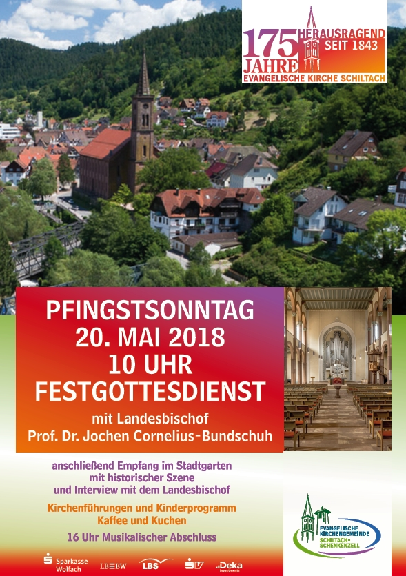 Jubiläum 175 Jahre Kirche