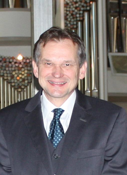 Prädikant Gerhard Bühler