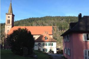 Auslobung Gemeindehaus