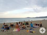 Freizeit Strand