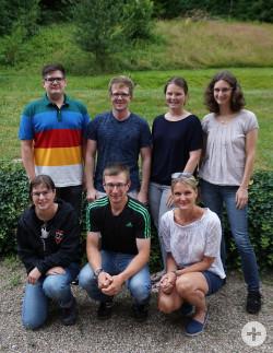 CVJM-Vorstand 2019