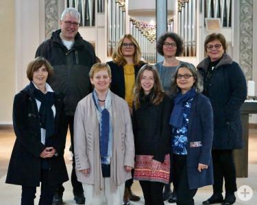 Kandidaten Kirchenwahl 2019