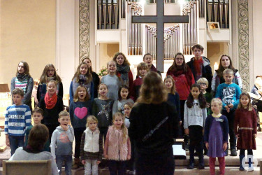 Advent Kinderchor