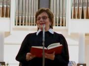 Pfarrerin Dr. Marlene Schwöbel-Hug