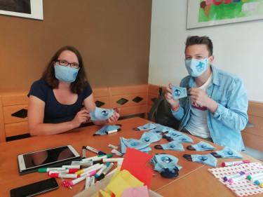 Kigo Mund-Nasen-Schutz