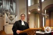Pfarrer Markus Luy